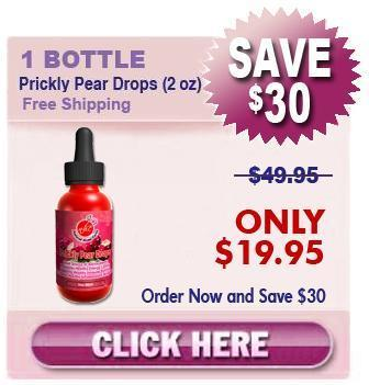 Buy Prickly Pear Drops 1 Bottle (2 oz)